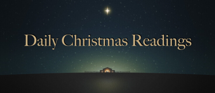 Daily Christmas Readings